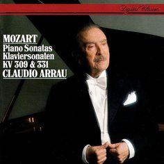 Mozart: Piano Sonatas Nos. 7 & 11 de Claudio Arrau