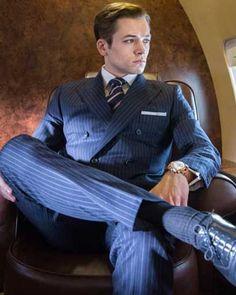 Kingsman: The Secret Service star Taron Egerton