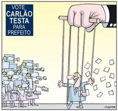 Glauco Vilas Boas - desenhista e cartunista