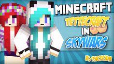 TETTECRAFT - CHARLIE VINCE SEMPRE! - Minecraft Skywars ITA