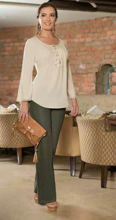Modest Fashion, Hijab Fashion, Fashion Dresses, Blouse Styles, Blouse Designs, Indian Fashion, Womens Fashion, Trouser Outfits, Work Attire