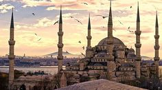 Istanbul's Blue Mosque, 398 years today - June 10, 2015