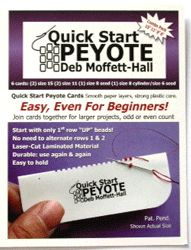 New Beading Tools for Flat Peyote Stitch from Deb Moffett-Hall - Beading Supplies We Love - Beading Daily