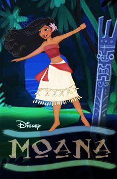 Moana by lulemee.deviantart.com on @DeviantArt