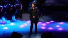 Josh Groban - Week 8: America's Choice + Trios Results Night - Dancing W...