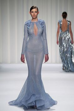 Abed Mahfouz Spring-summer 2013 - Couture