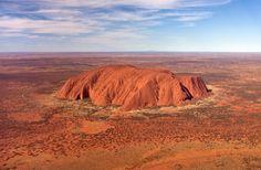 Ayers-Rock - Uluru , Australia amazing places