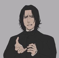 Arte Do Harry Potter, Harry Potter Comics, Harry Potter Severus Snape, Severus Rogue, Harry Potter Anime, Harry Potter Love, Harry Potter Characters, Harry Potter Fandom, Harry Potter Universal