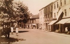 Hoofdstraat 1951
