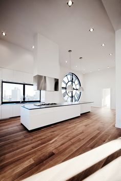 GLAM kitchen 2 by Minimal USA