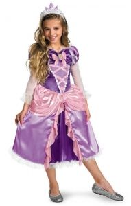 Rapunzel Costume - Family Friendly Costumes