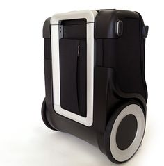 G-RO: Revolutionary Carry-On Luggage   Home