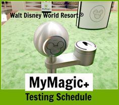 MyMagic+ at Walt Disney World