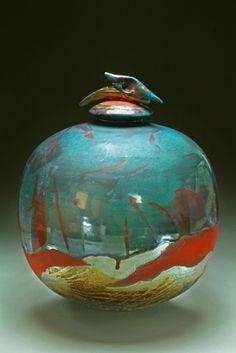 steven forbes pottery   Raku Pottery Gallery by Steven Forbes deSoule