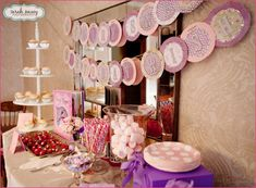 REAL PARTIES: Fairy Sweet Birthday Party