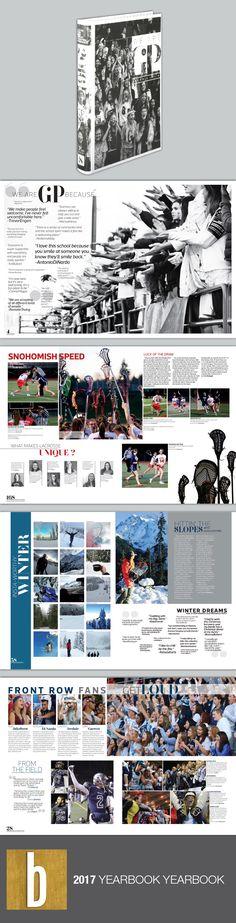 THE EDGE, Glacier Peak High School, Snohomish, Washington