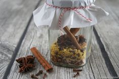 Glühwein-Gewürz & Apfel-Zimt-Zucker, weihnachtliche Geschenke aus der Küche, selbst gemacht, ganz einfach & vor allem richtig lecker