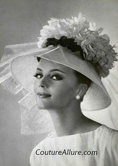 Vintage hats - 1962