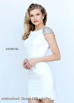 5b4a886446 Sherri Hill Prom and Homecoming Dresses Sherri Hill 50640 Sherri Hill One  Enchanted Evening - Designer Bridal