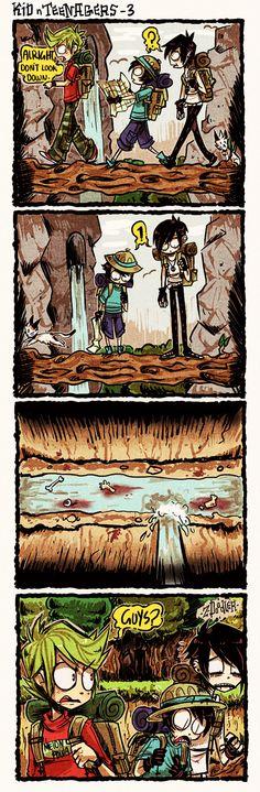 +KnT - What Did I Say?+ by Z-Doodler.deviantart.com on @DeviantArt