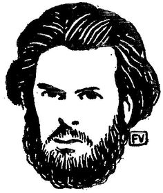 Portrait of communard Eugène Varlin - Felix Vallotton Critique D'art, Art Database, Portrait Illustration, French Art, Oeuvre D'art, Les Oeuvres, Coloring Books, Drawings, Artwork