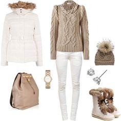 Winter White--LOVE IT