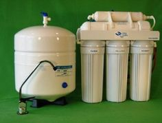 5 Stage Reverse Osmosis Undersink Water Filter System 50 GPD With Storage Tank - Amazon.com