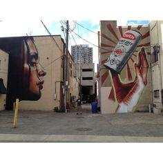 #PaintEverywhere. By @omen514 #graffiti #streetart