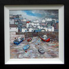 "Saatchi Art Artist Paul Bursnall; Painting, ""Ship Inn SOLD"" #art"