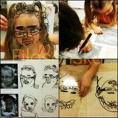 Interaction Imagination: More portraits...