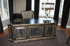 Habersham Desk Originally $5,754