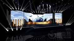 Super Hi-Vision our stage led screen for So Young Tour