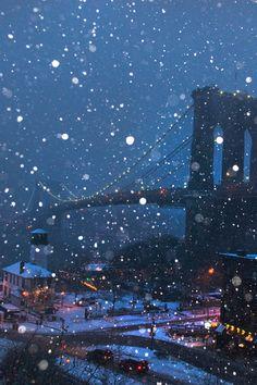"""Brooklyn Bridge  {by Jane Kratochvil}  "