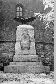 Königsberg, Denkmal Regiment Kronprinz