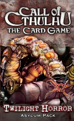 Call of Cthulhu: The Card Game – Twilight Horror Asylum Pack