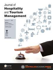 Journal of Hospitality and Tourism Management - http://journals.cambridge.org/jht