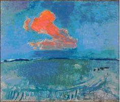 Piet Mondrian, Red Cloud