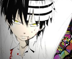 Death the kid -Soul Eater :3