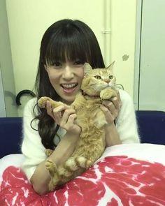 深田恭子 | 完全無料画像検索のプリ画像 Fukada Kyoko, Nice Body, Original Image, Japanese, Entertaining, Arimura, Pets, Happy, Animals