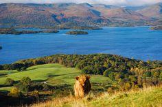 Conic Hill & Loch Lomond