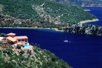 Althea at Dolphin Point - villa with pool and direct sea access on Lefkada, the Ionian Islands