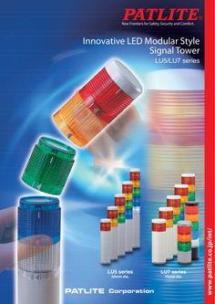 light towers are used in all types of applications generally lu5 lu7 series de seatildeplusmnalizaciatildesup3n led light patlite imatildenbspgenes en google