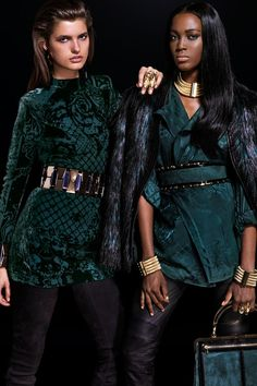 O lookbook completo da colaboração da Balmain com a H&M - Vogue | News