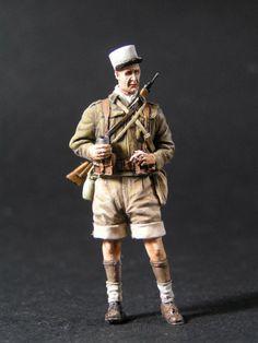 French Foreign Legion - North Africa 1/32 Calin Ungureanu