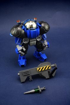 """starcraft_marine_lego"" by cid1943: Pimped from Flickr"