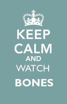 BONES - I freaking love this show!@Emily Fischer