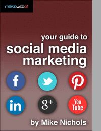 """Your Guide to Social Media Marketing"" Businesses of all sizes are always looking to get the step up on their competition."