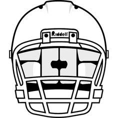 football helmet front vector clipart panda free clipart images rh pinterest com