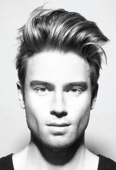 10 modnych fryzur dla mężczyzn!