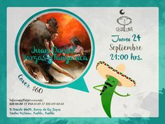 Jueves 24  Juan Daniel Vargas y Tango acá